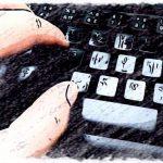 Rozložení klávesnice