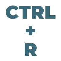 Ctrl R