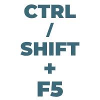 Ctrl Shift F5
