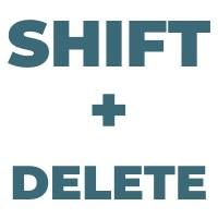 Shift Delete